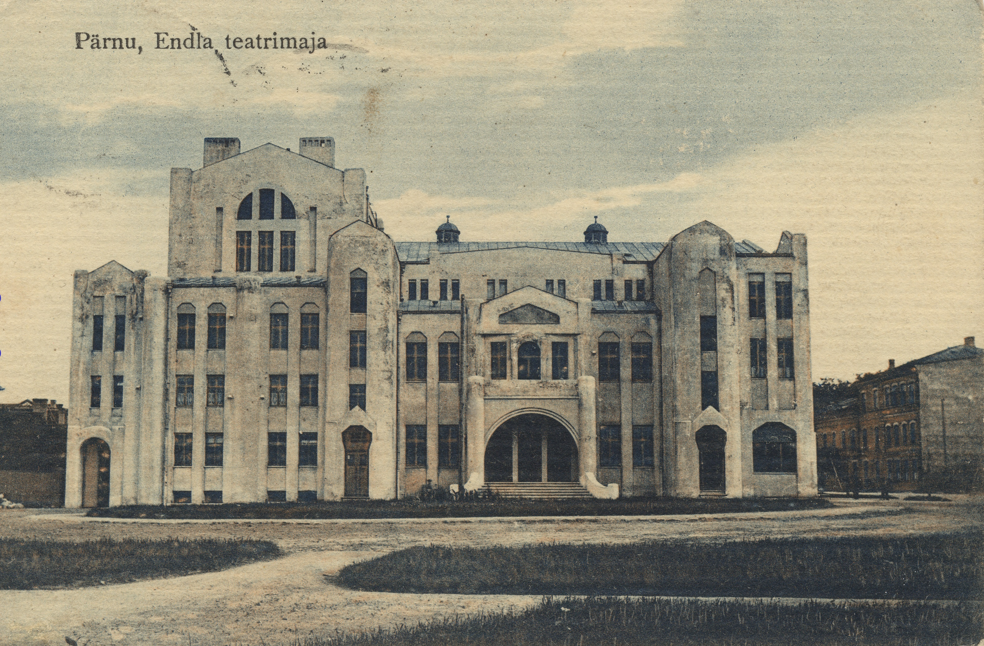 Эстонский театр Эндла