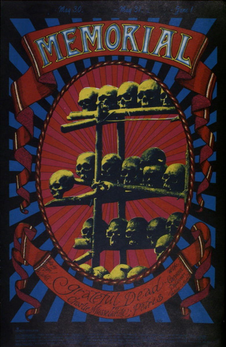Memorial Grateful Dead, Charlie Musselwhite,