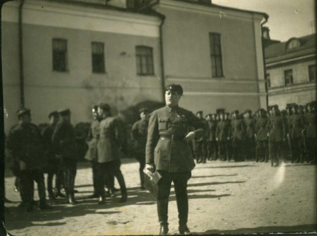 1930-е. Николай Михайлович Быстрых, деятель ВЧК-ОГПУ-НКВД, комиссар государственной безопасности 3-го ранга