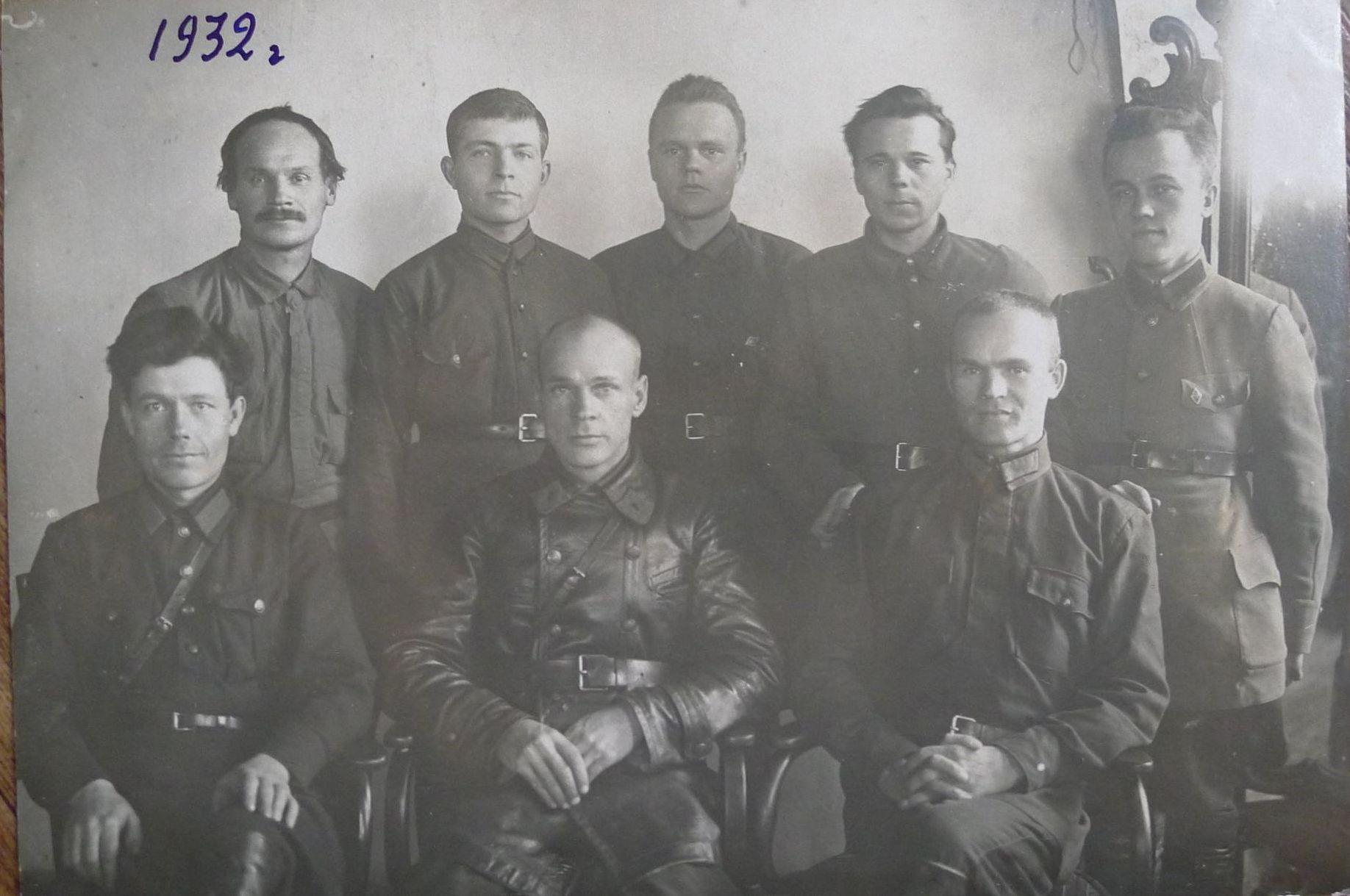 1932. ОГПУ. Вятка