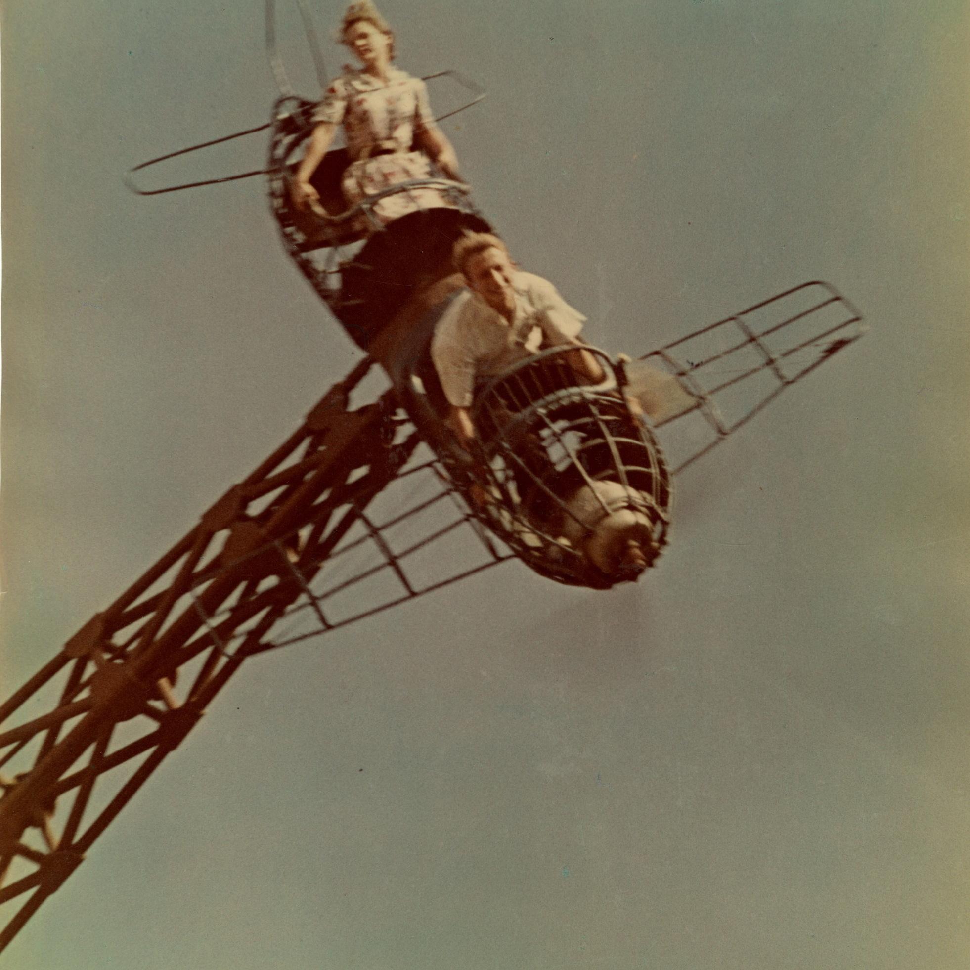 1960-е. Диамент Р.  «Вскружил голову»