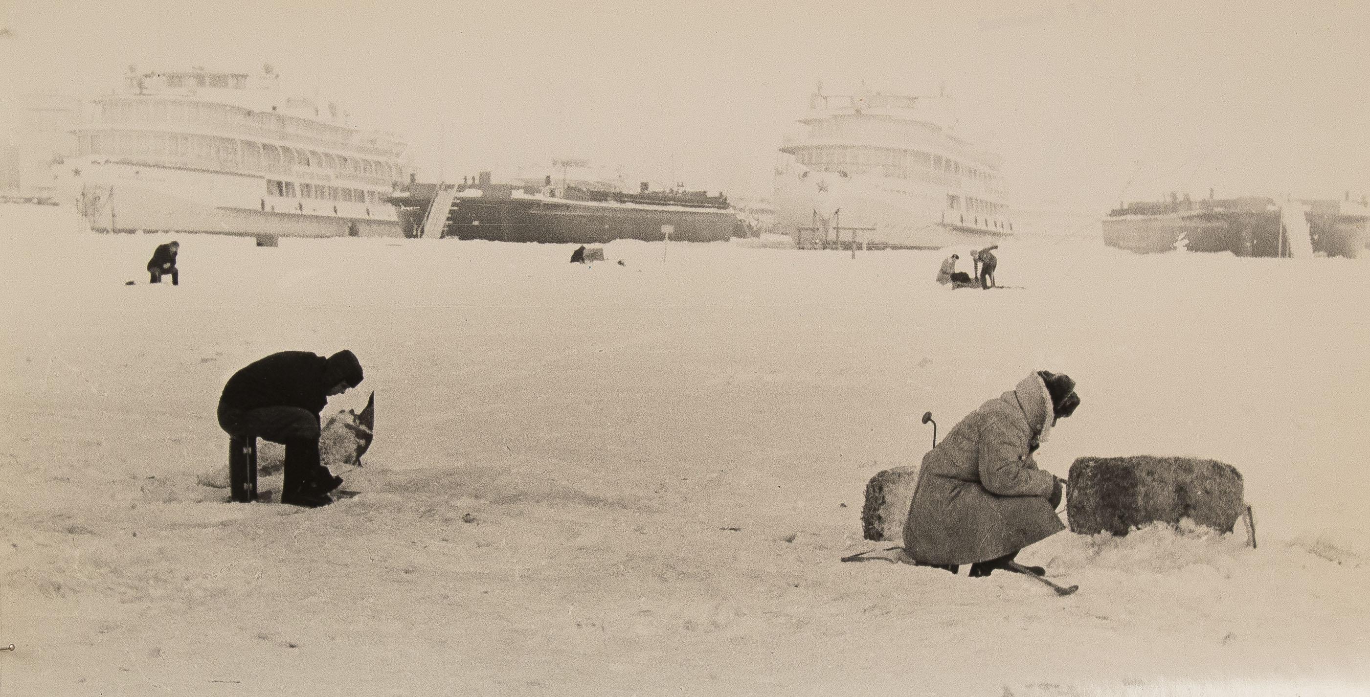 1960-е. Комовский А.Г. «В ожидании чуда»