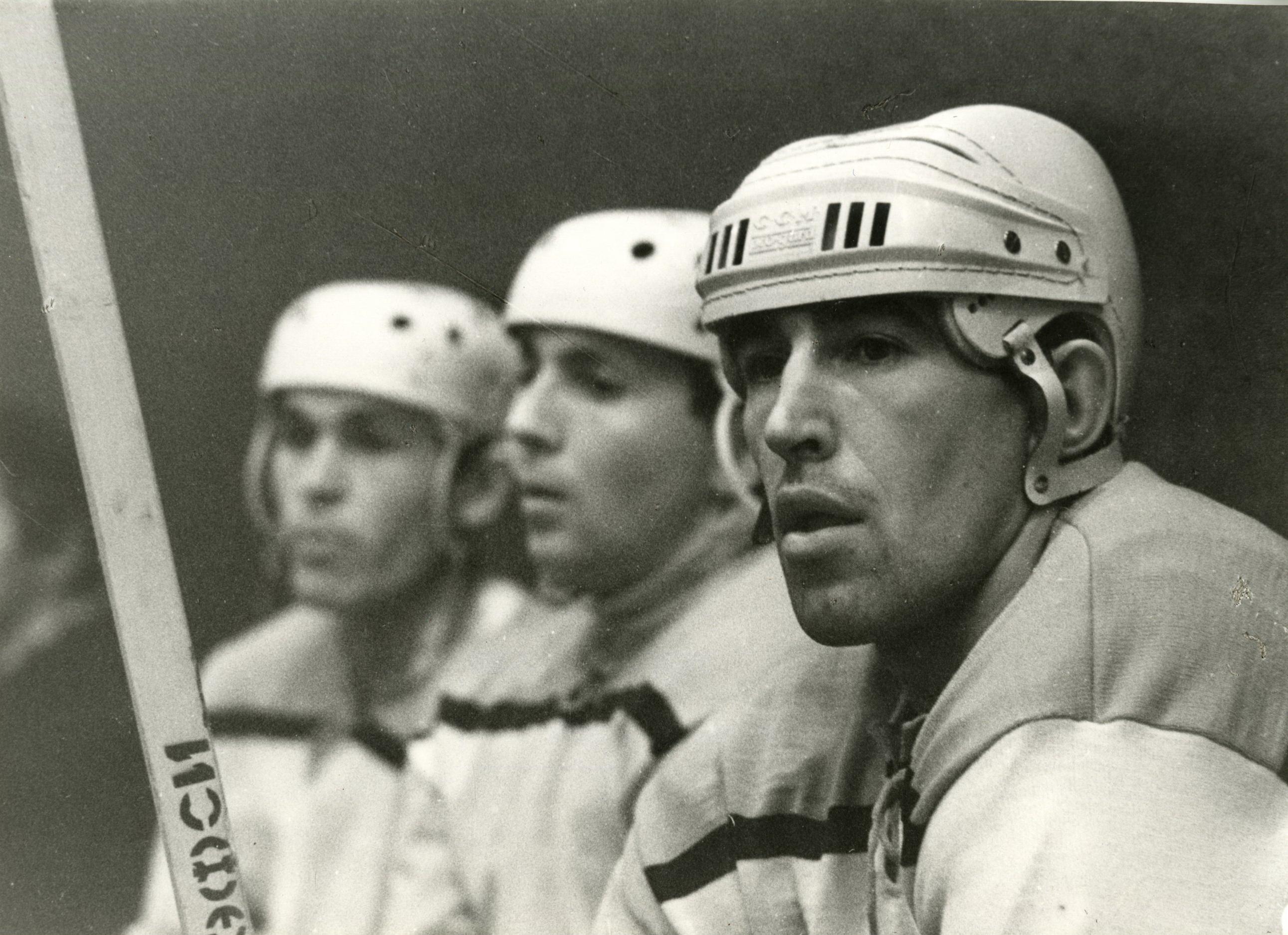 1967. Шандрин В.С. «Советские хоккеисты на чемпионате мира в Вене».