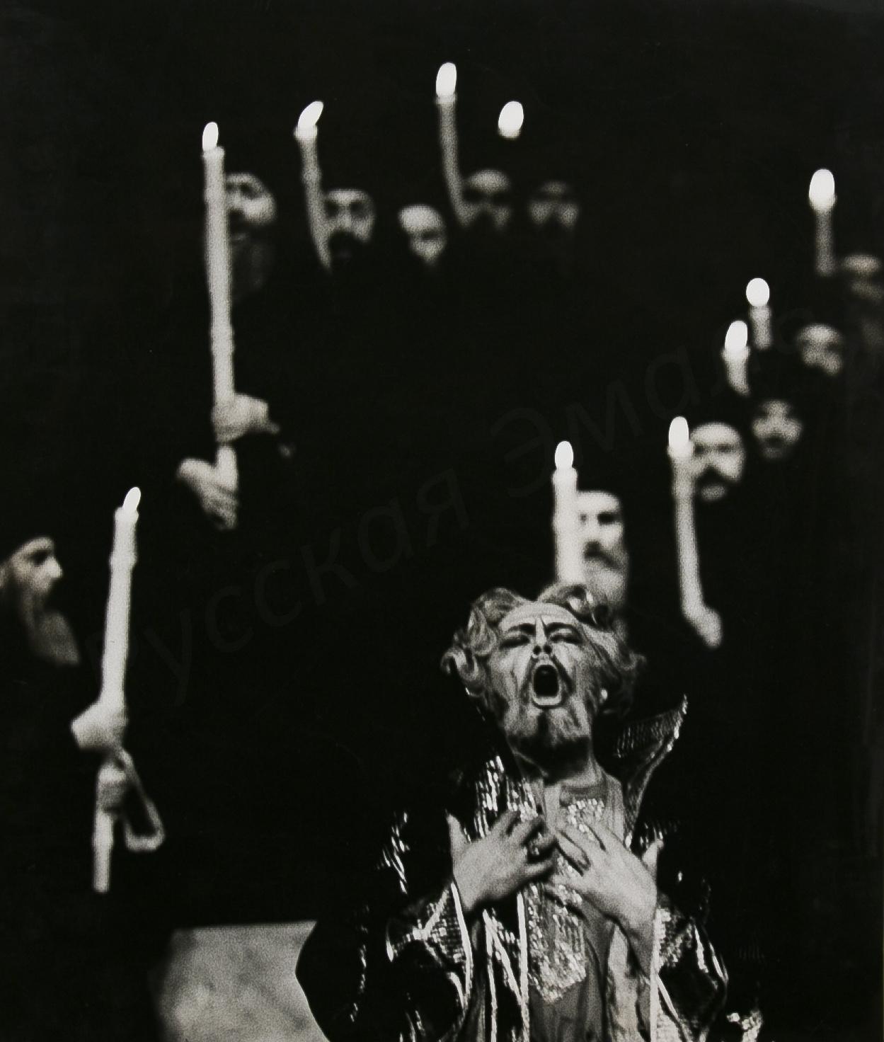 1975. Халдей Е.А. «Премьера балета «Иван Грозный» в Большом театре»