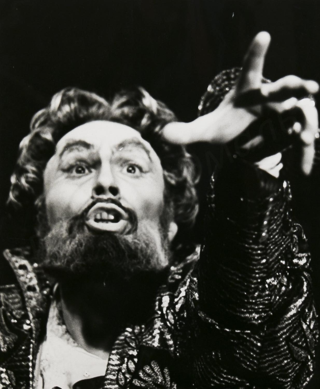 1975. Халдей Е.А. «Премьера балета «Иван Грозный» в Большом театре»1