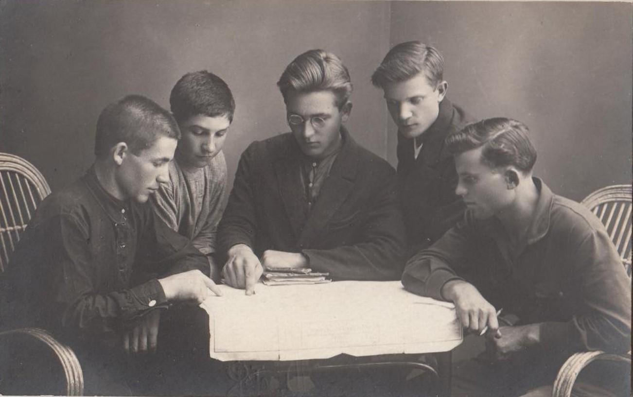 1930. Ставропольский сельхозтехникум