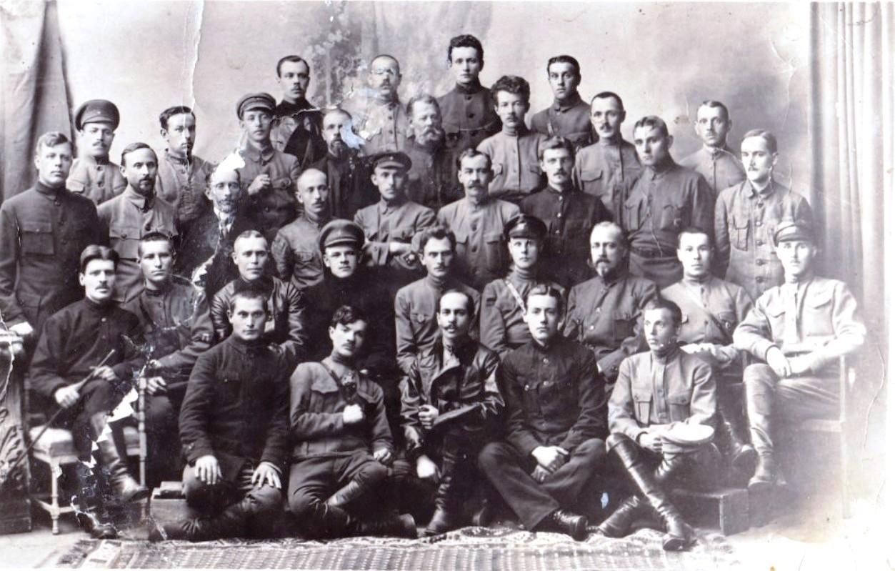 1919. Пензенский Губвоенкомат
