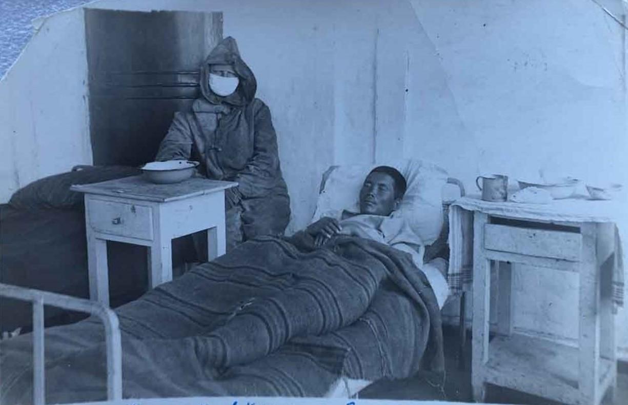 1921-1922. Вспышка чумы на Дальнем Востоке