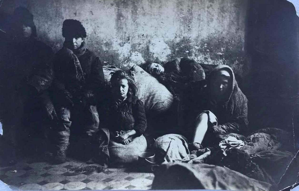 1921-1922. Голодомор в Поволжье, Пугачевский уезд.