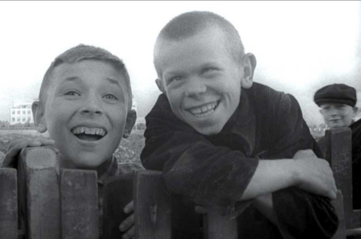 1958. Открытые души, 1958