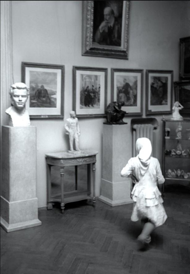 1957. Богатство краеведческого музея