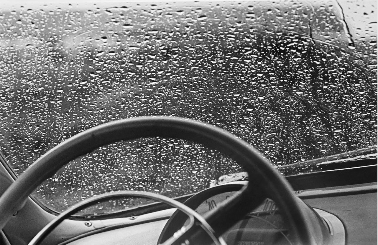 1958.  21 Волга. Ожидание