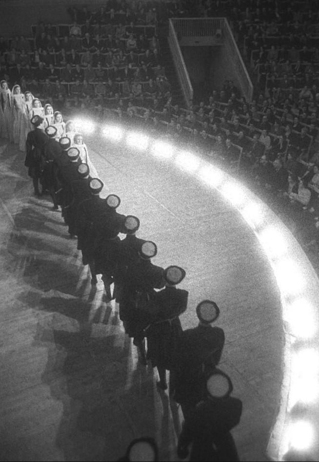 1958. Зал Чайковского
