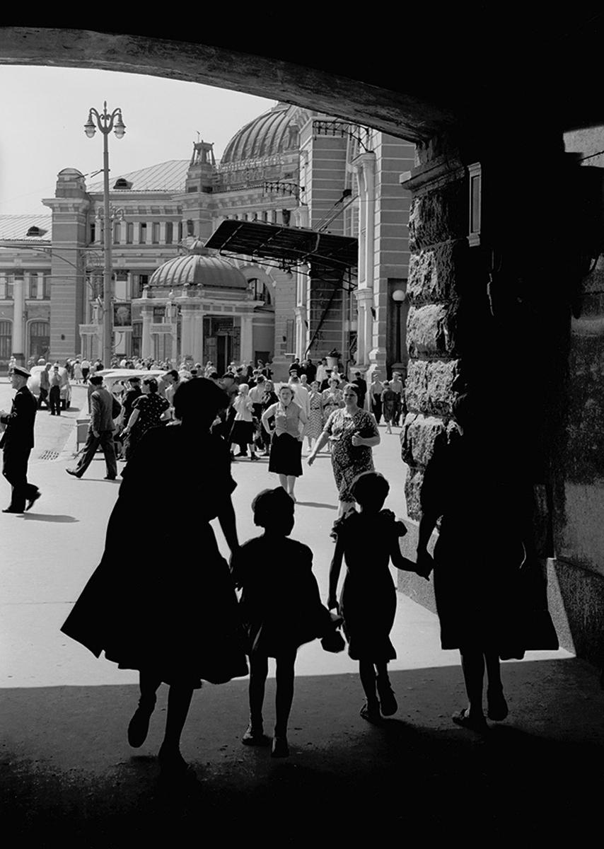 1959. Белорусский вокзал