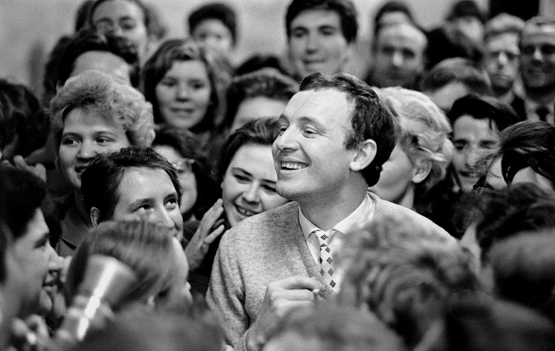1961. Иннокентий Смоктуновский