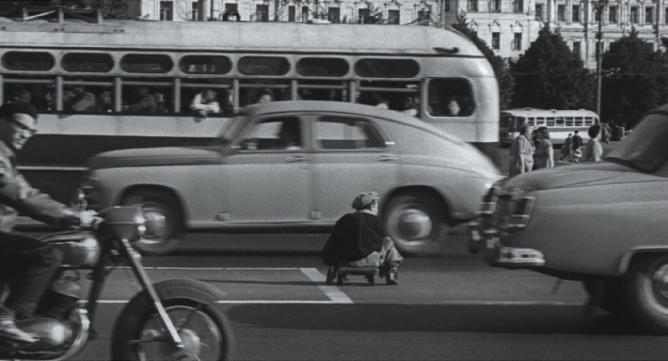 1961. На осевой