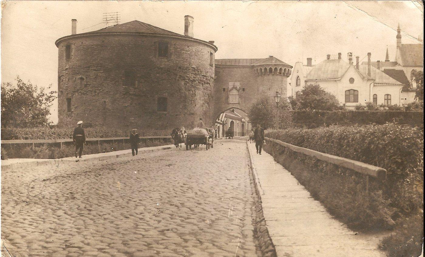 Крепостная башня «Толстая Маргарита»