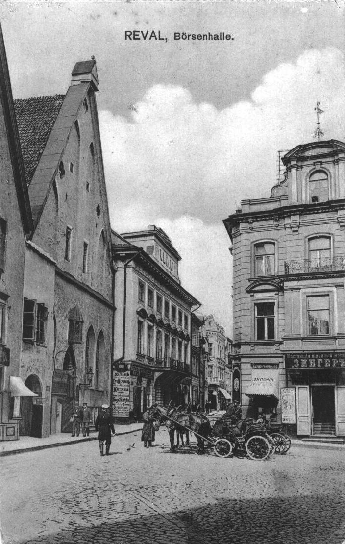 Большая гильдия. 1910