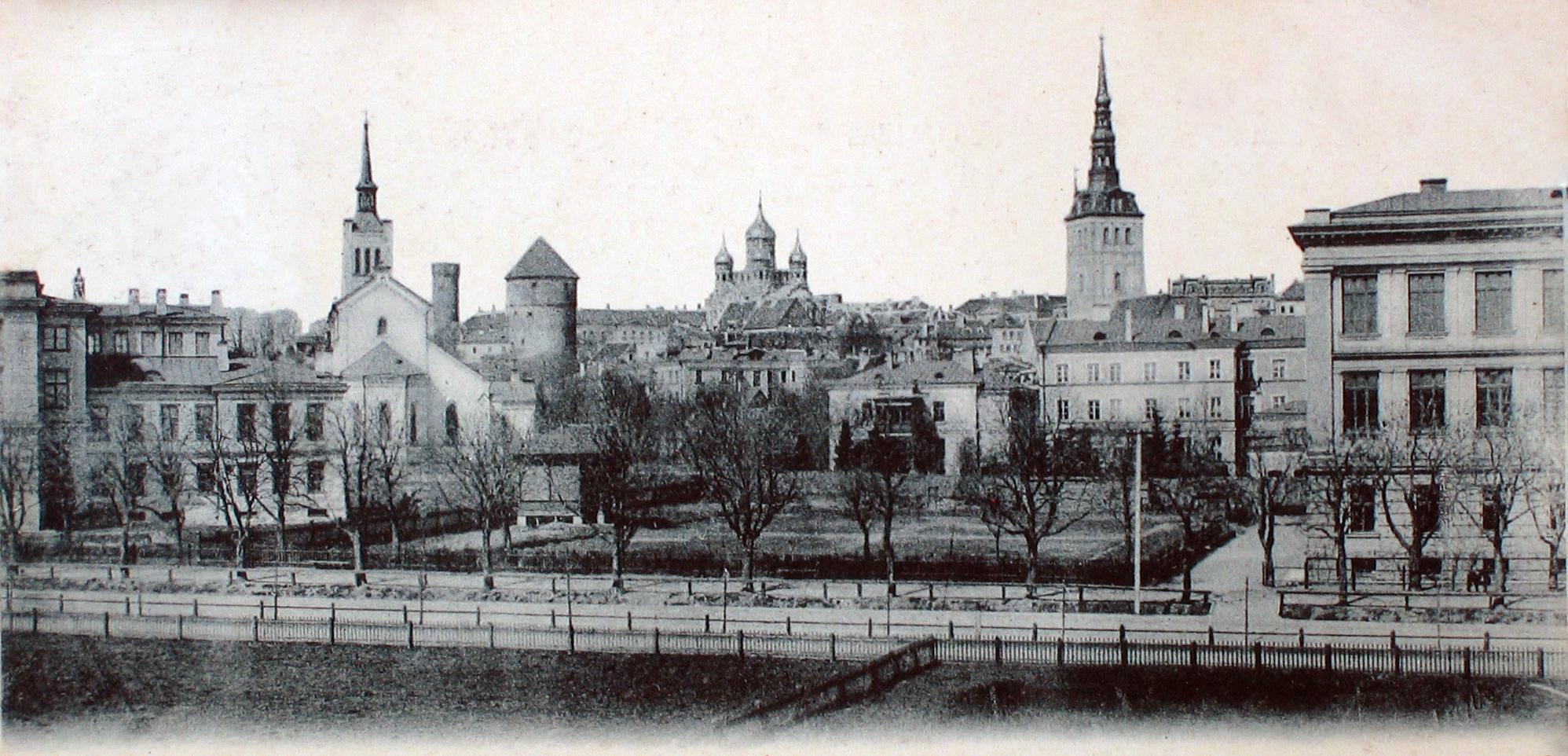 Общий вид. 1899