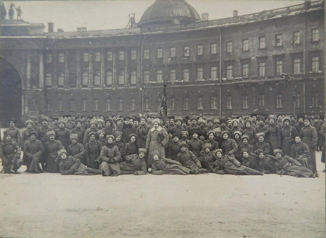 1919. 2-ые Петергофские Командные Курсы