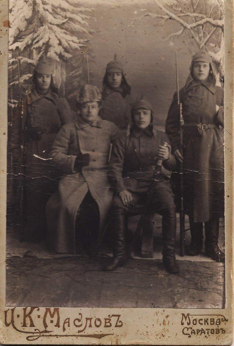 1919. Комиссия по переучету лошадей