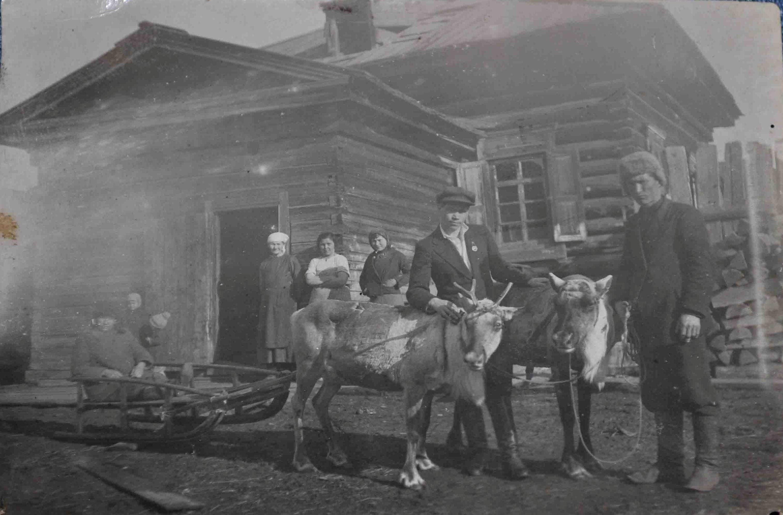 1920. В неизвестном селе