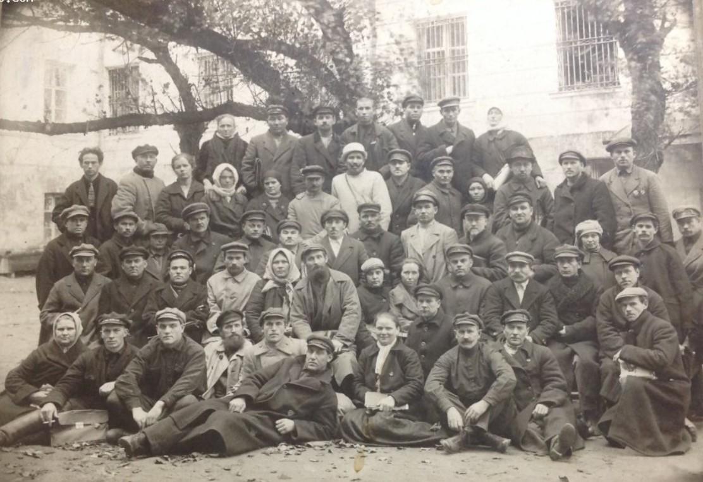 1925. Центральный Комитет Крест.Общ.Взаимопомощи