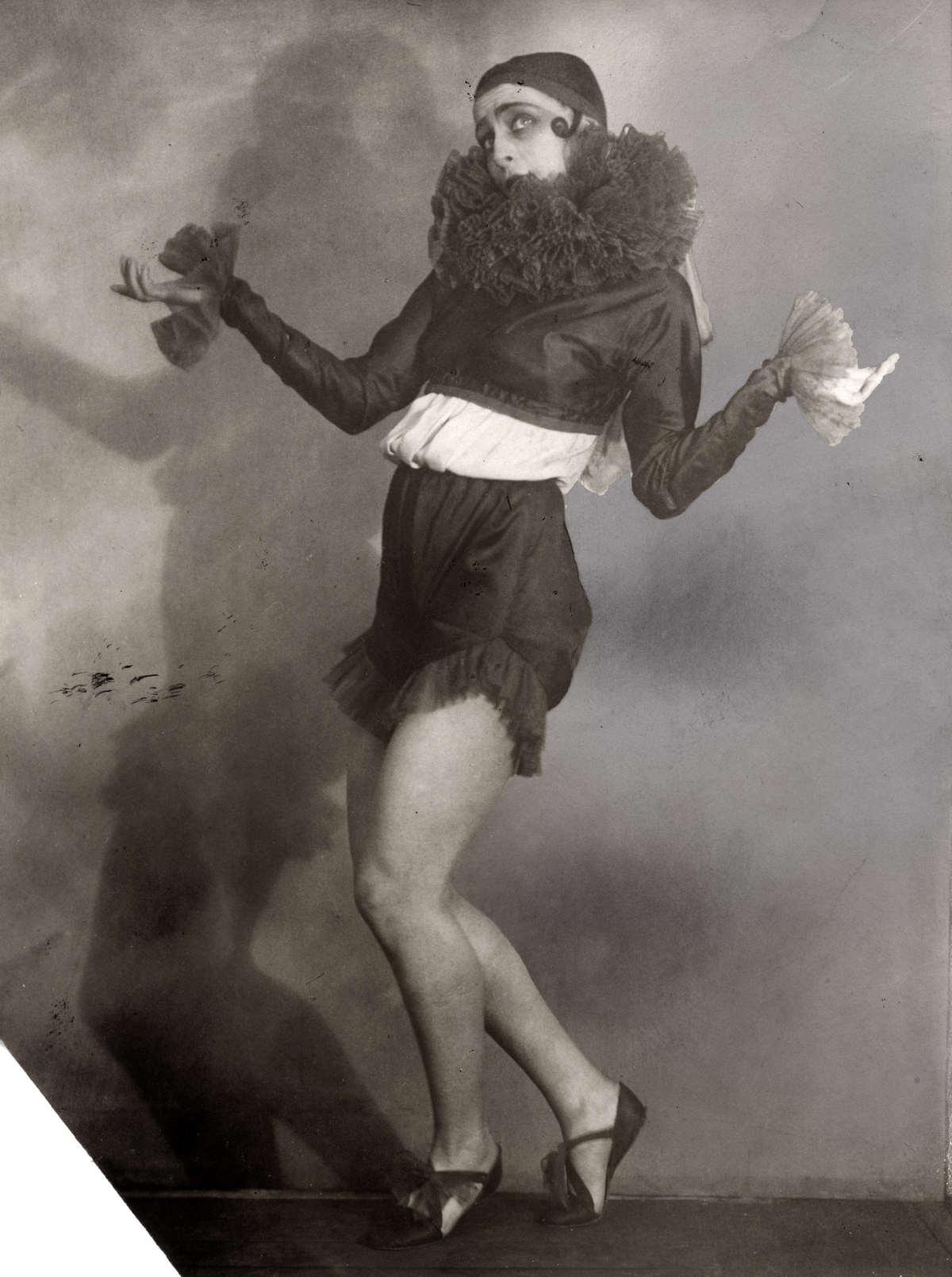 1926. Людмила Сперанцева, прима-балерина Большого театра