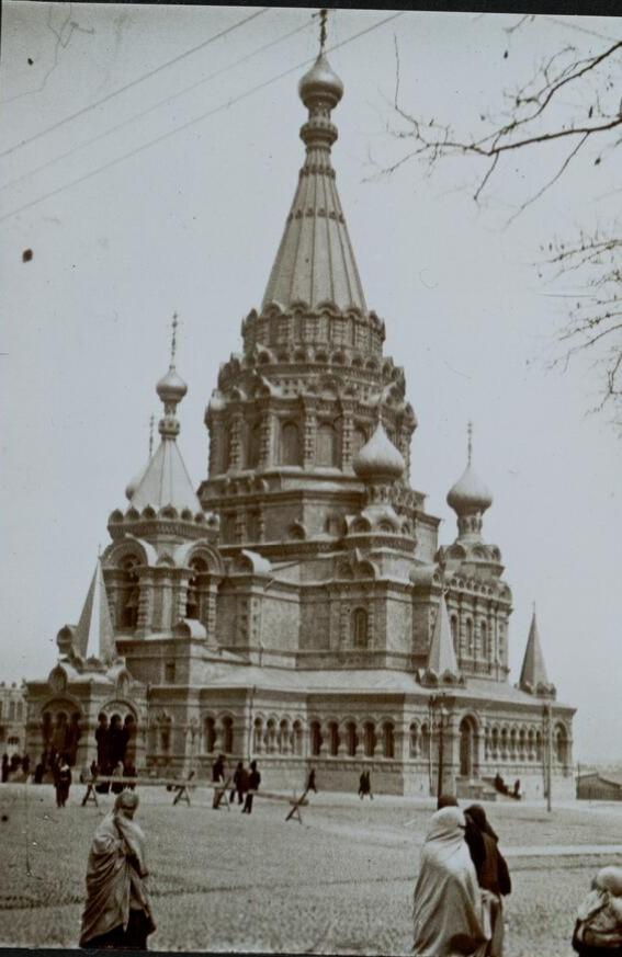 Александро-Невский собор. 1905
