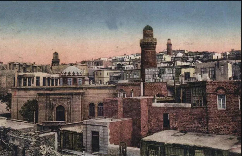 Джума-мечеть во Внутреннем городе