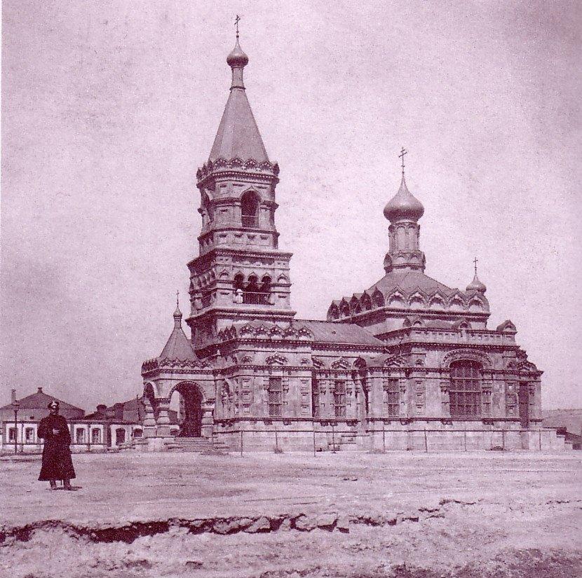 Чёрный город. Черногородская Ильинская церковь
