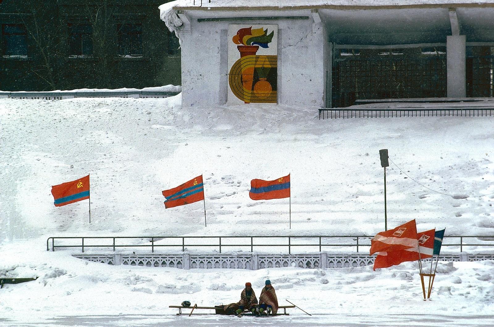 Walter Schmitz - Moskau 1982 (9)