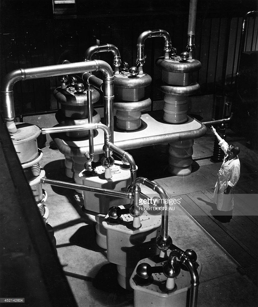 1942. Циклотрон