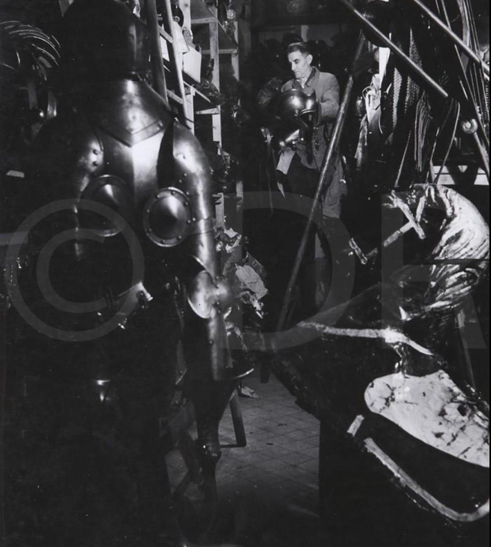 1950. Театральные запасники