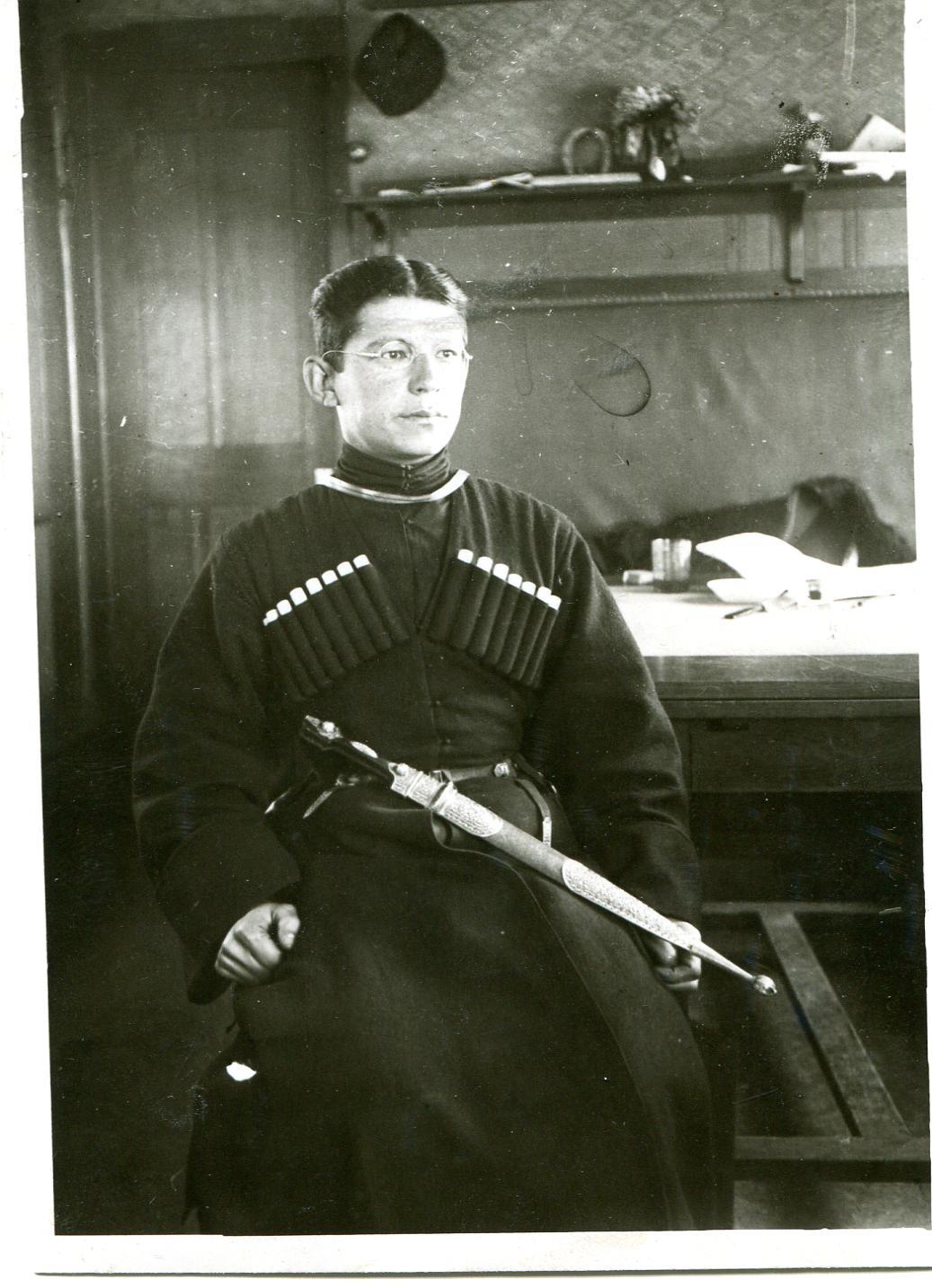 1918. Командарм Алексей Иванович Автономов