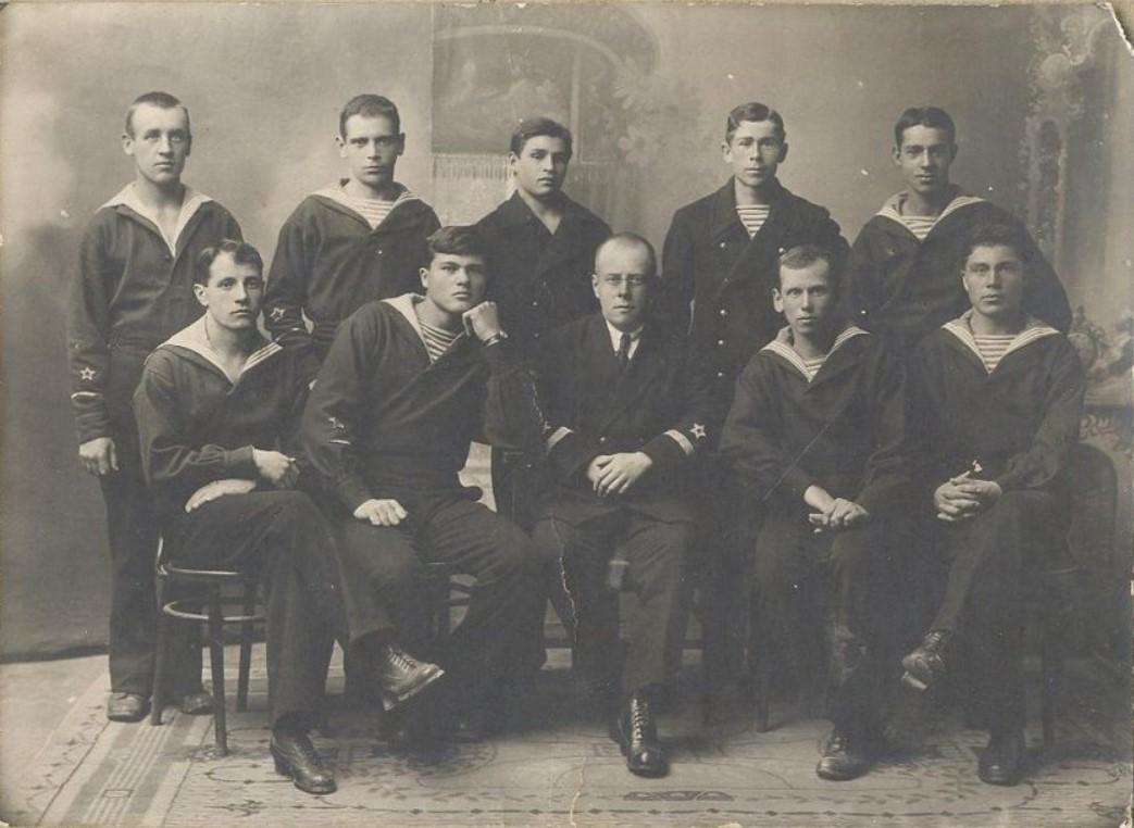 1926. Первые химисты Черноморского Флота