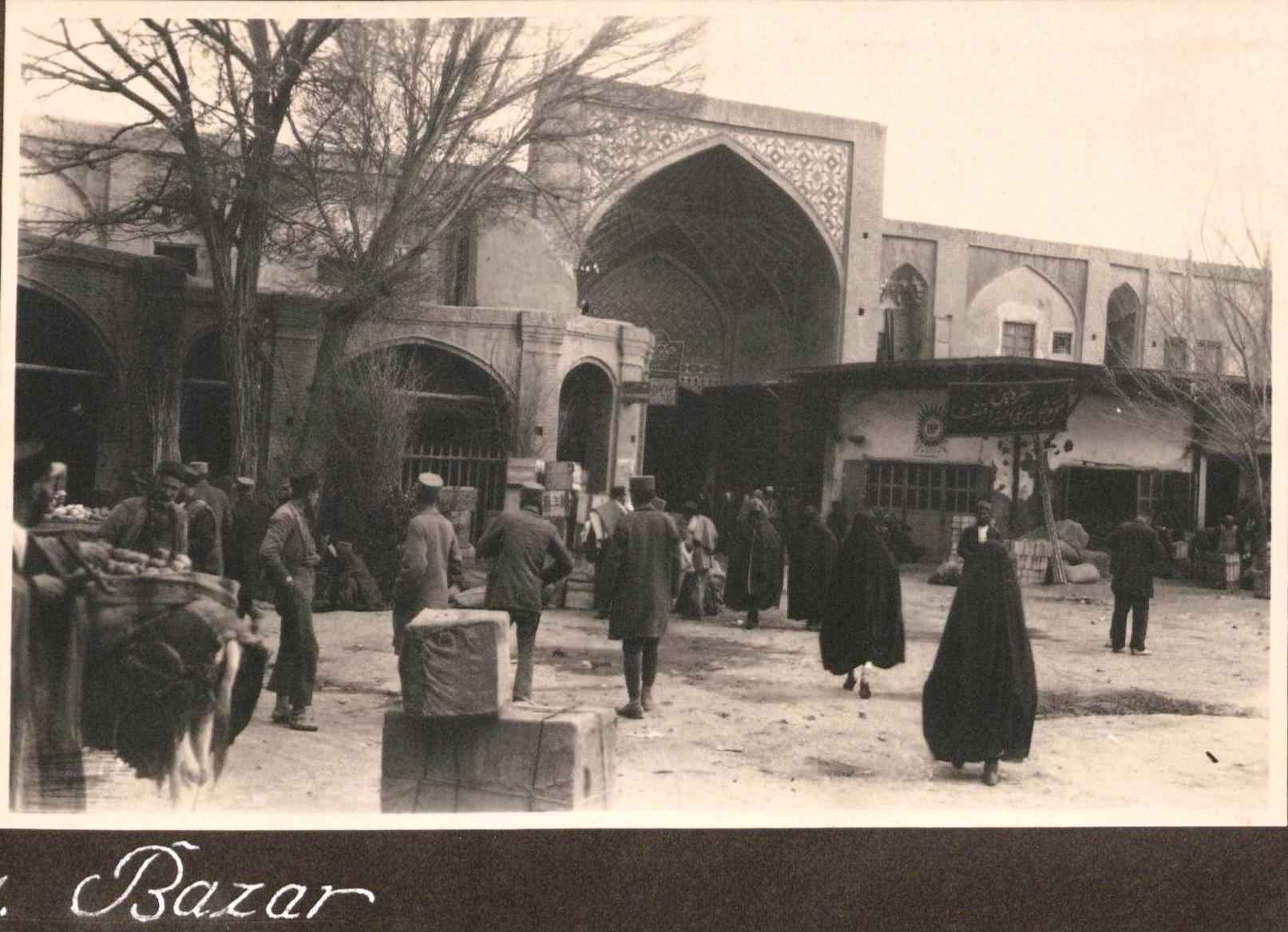 01. Тегеран