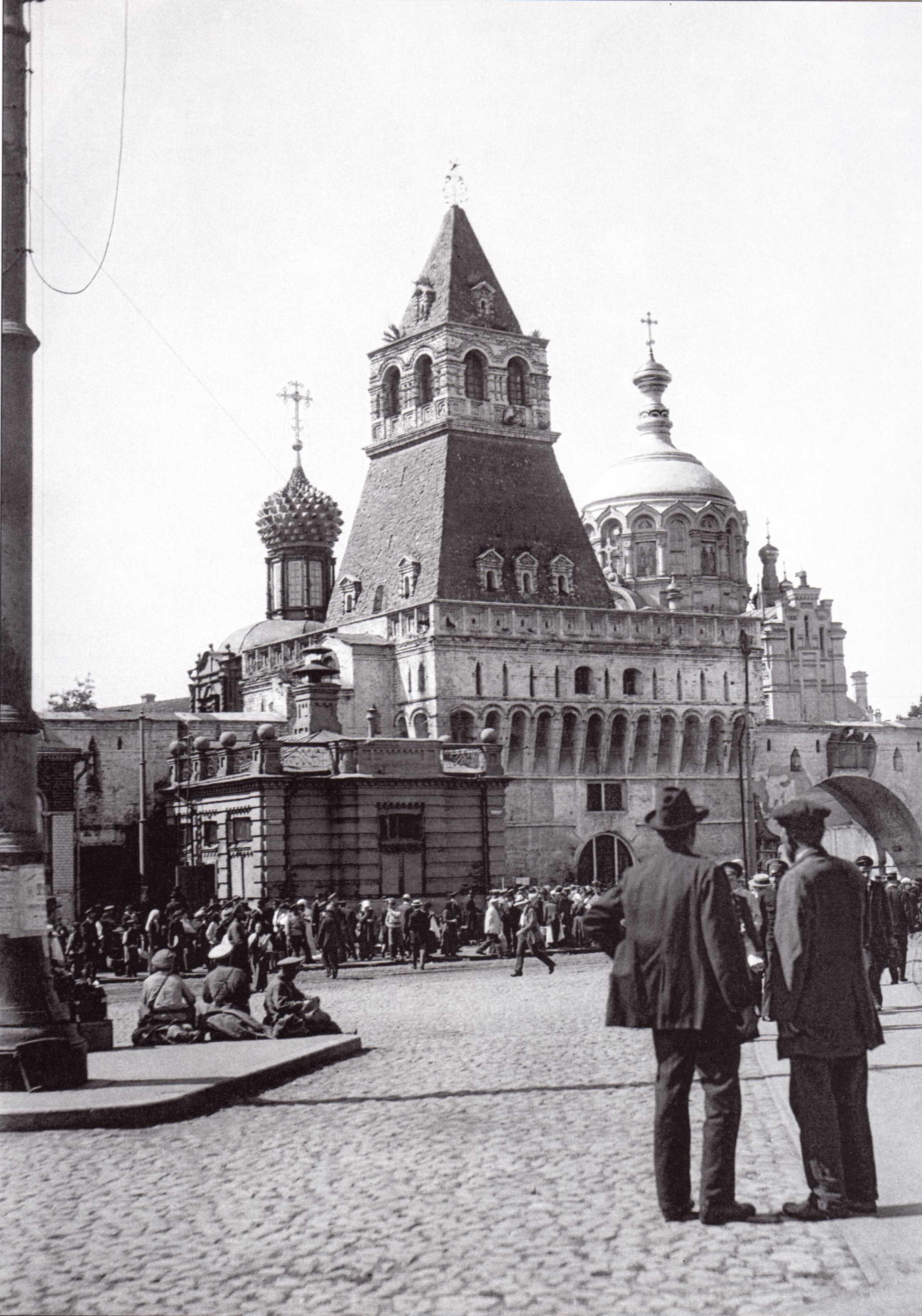 Владимирская башня Китай-города