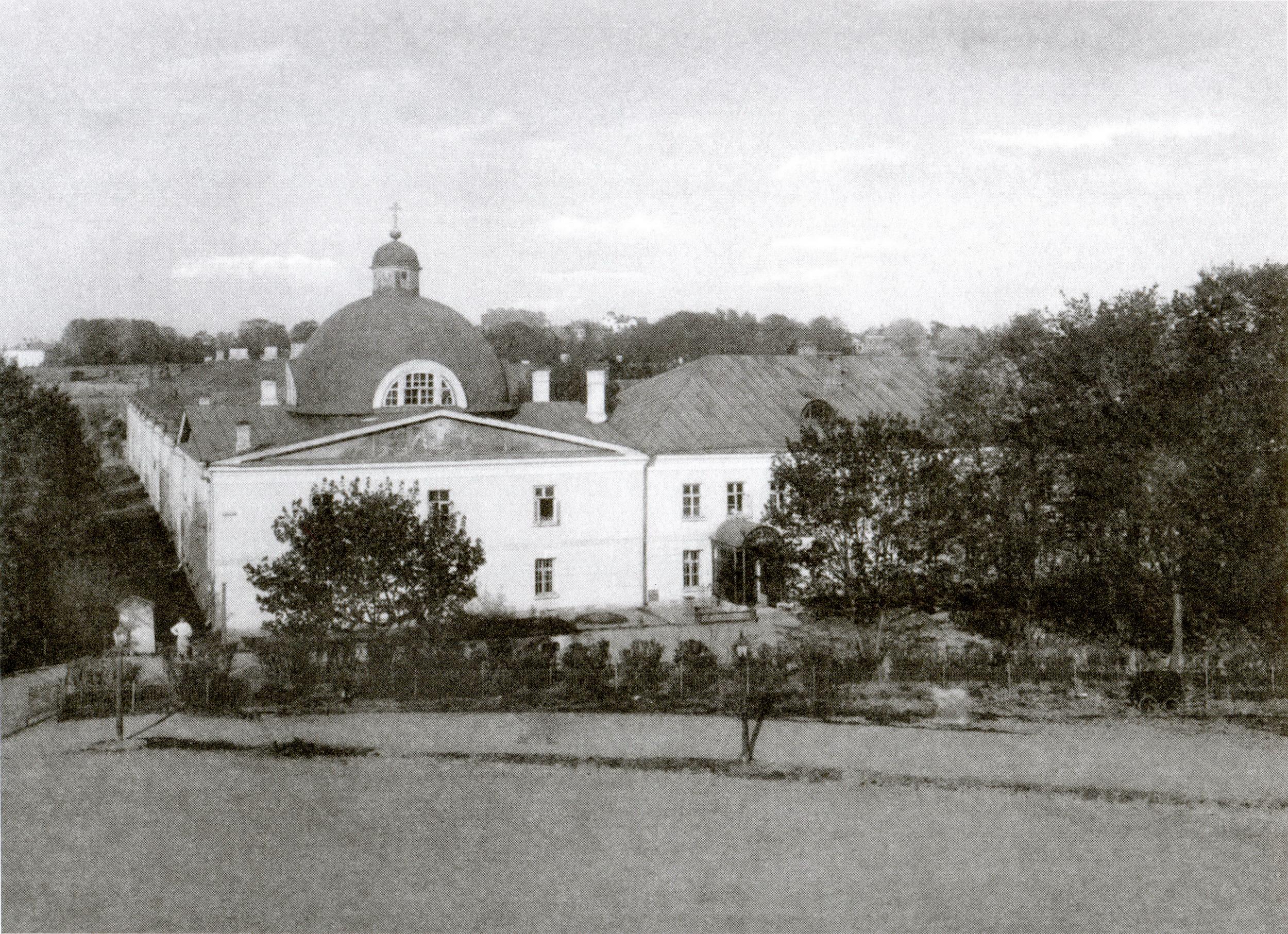 Екатерининский богадельный дом на Стромынке