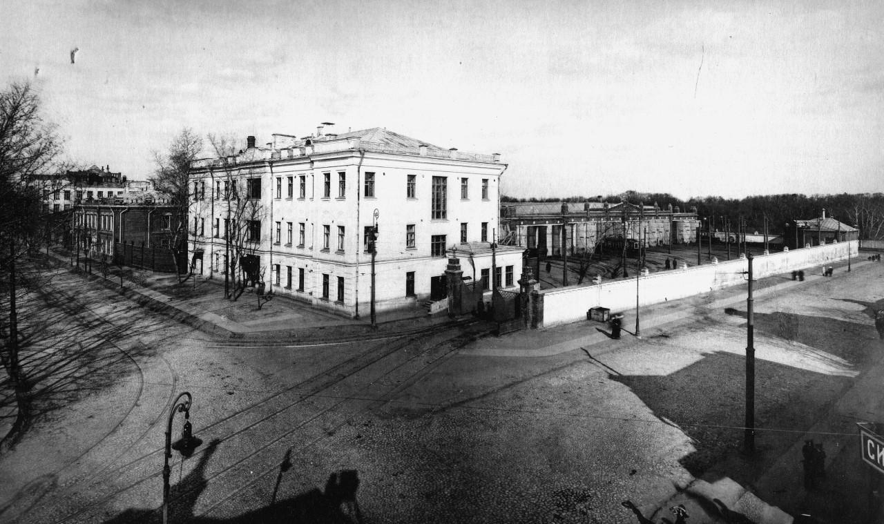 Уваровский парк городских железных дорог