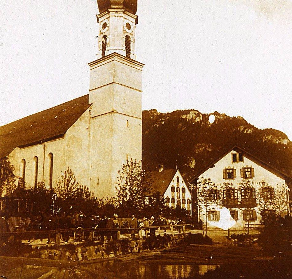 Гёрлиц. Церковь святых Петра и Павла