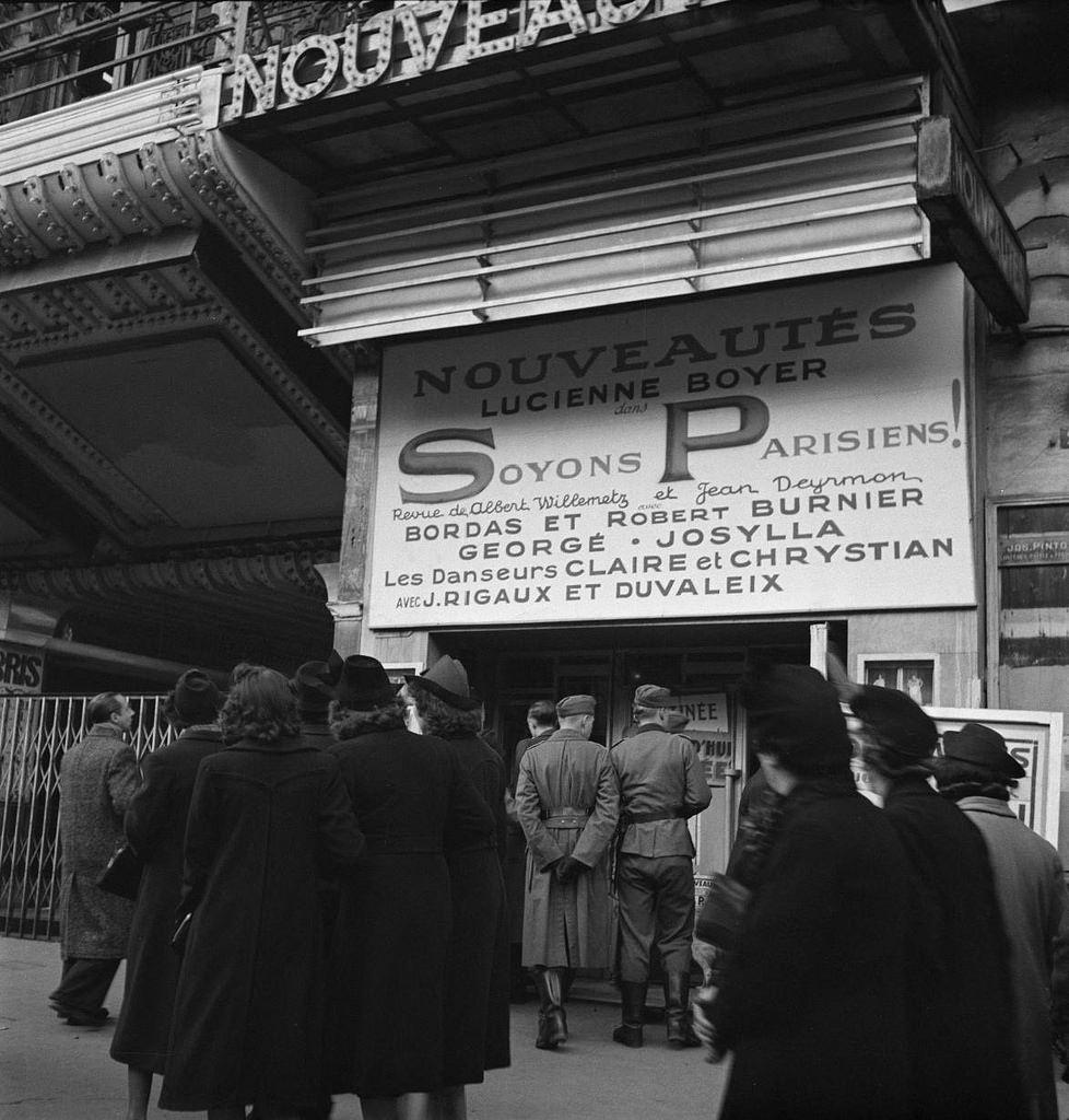«Théâtre des Nouveautés»