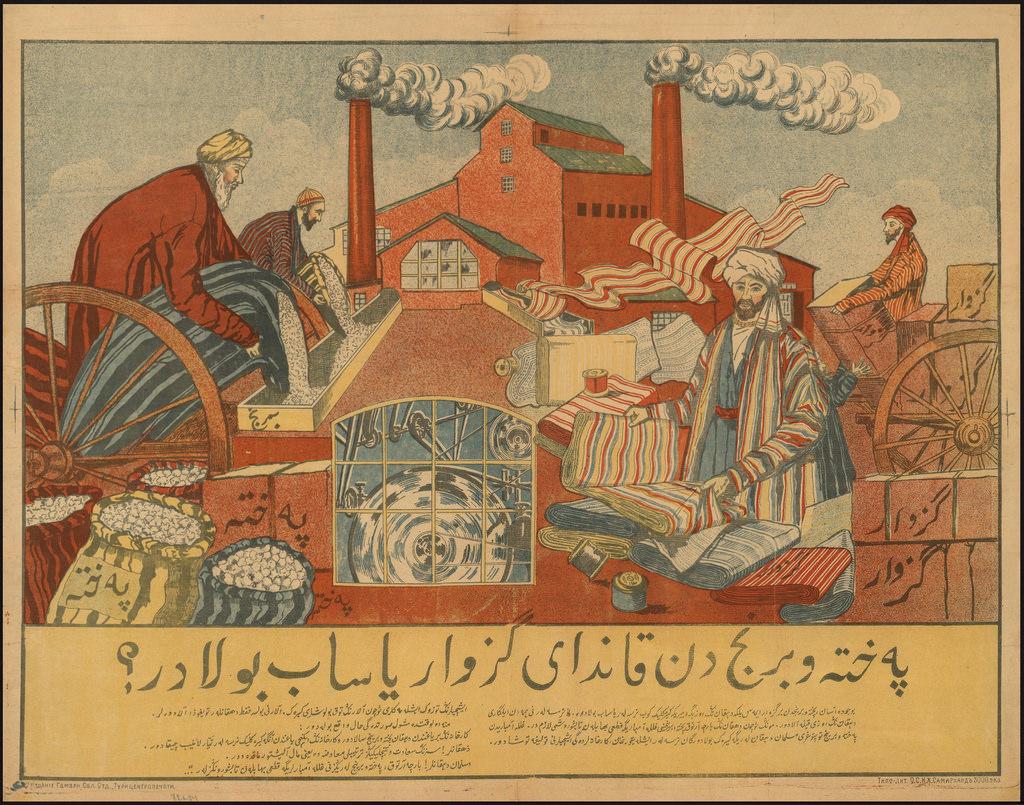 1920-е. Союз города с деревней