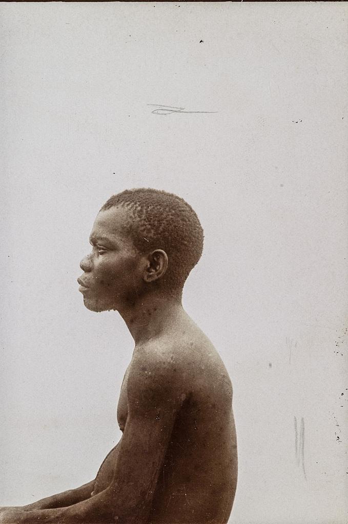 Антропометрическое изображение мужчины