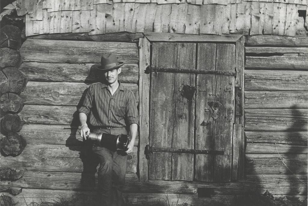 1970. Автопортрет
