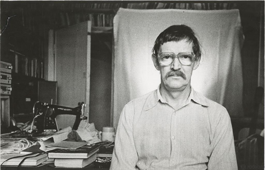1981. Автопортрет