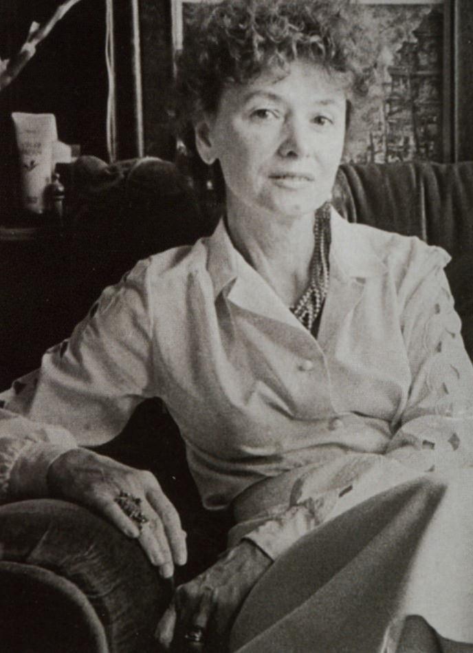 1984. Инга Бочарова. Редактор на радио