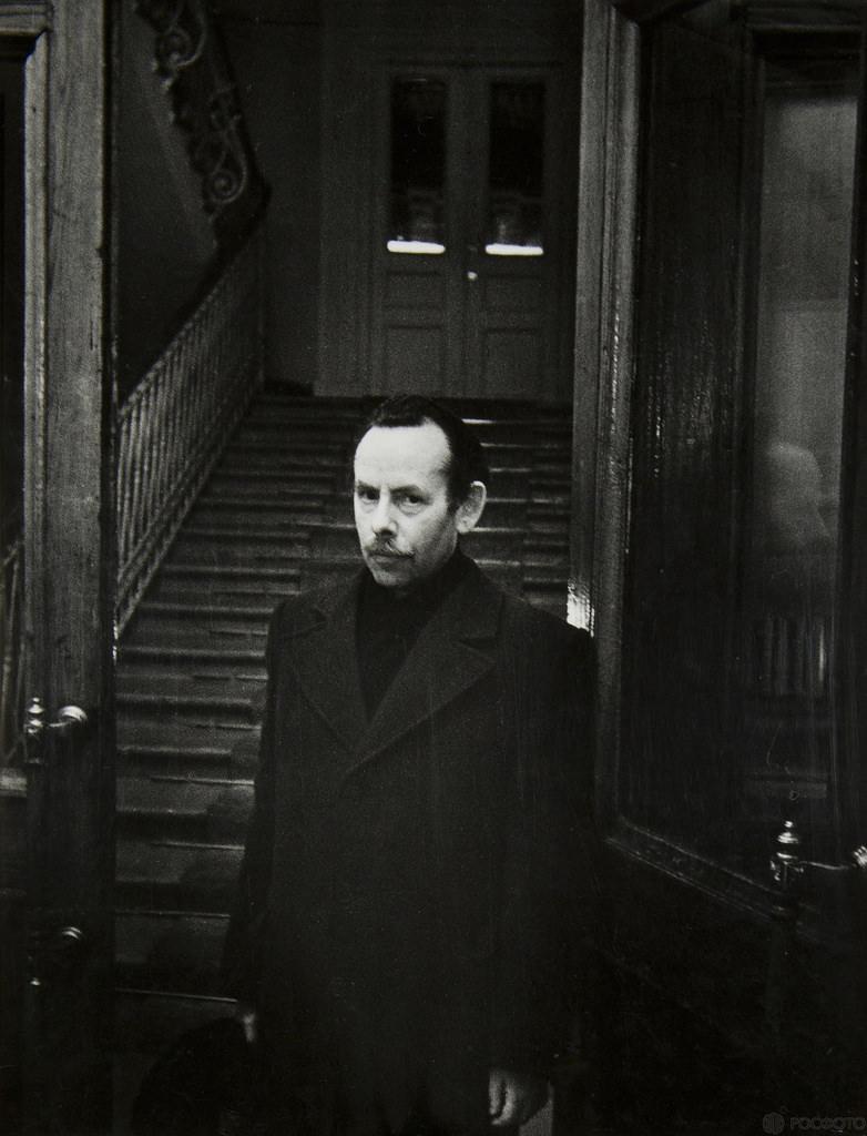 1984. Яков Гордин