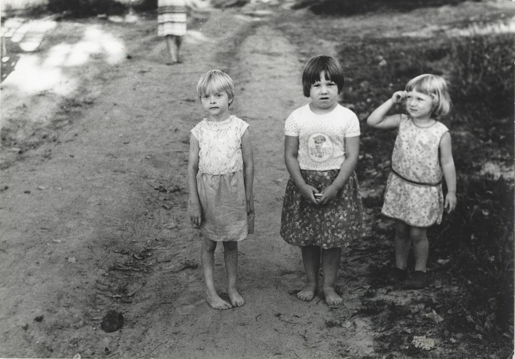 1985. Три грации