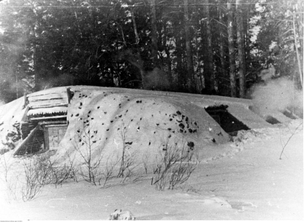 1941-1942. В Тоцких лагерях